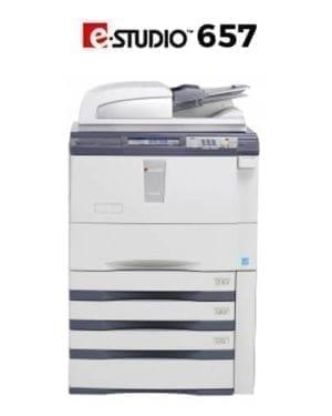 Máy photocopy Toshiba E studio 657