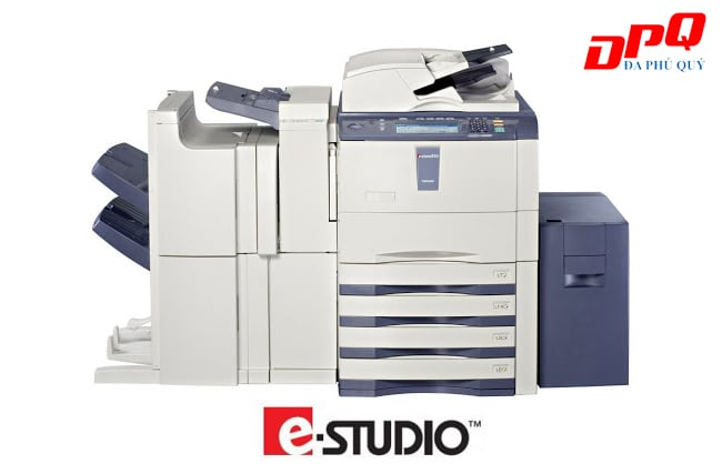 Cho thuê máy photocopy Toshiba tại TPHCM