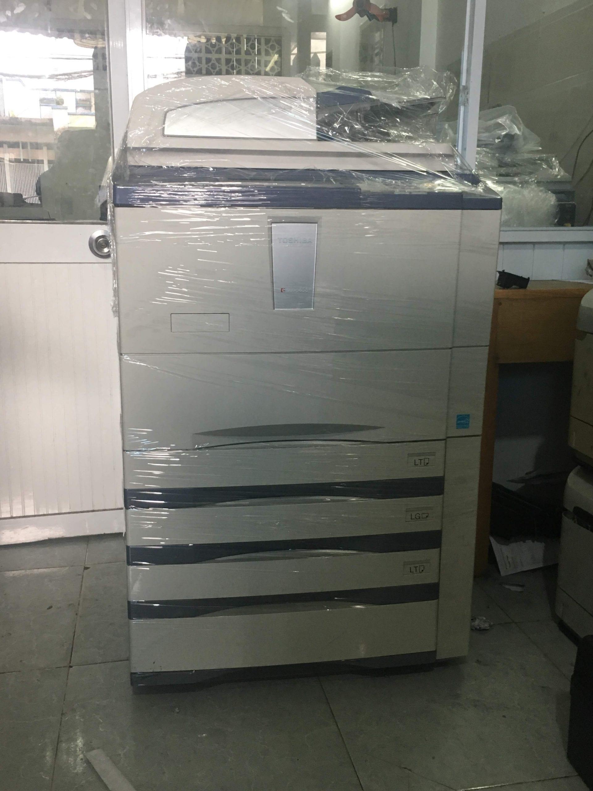 Máy Photocopy Toshiba e655