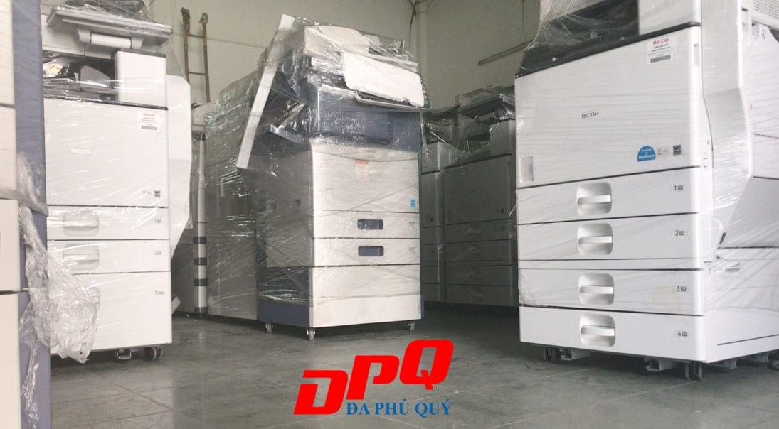 Quy trình cho thuê máy photocopy tại TpHCM