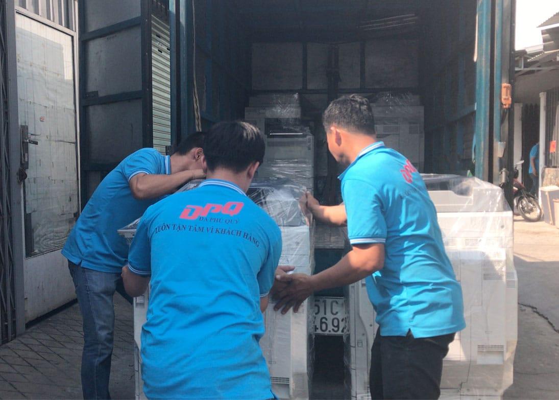 Dịch vụ cho thuê máy photocopy tại TPHCM của Đa Phú Quý