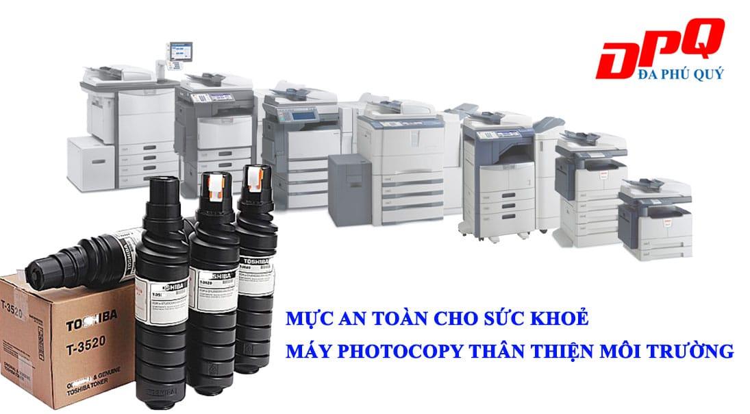 An toàn khi sử dụng dịch vụ cho thuê máy photocopy TPHCM