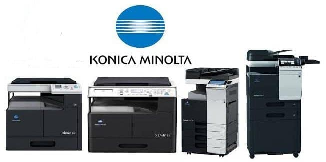 Máy in nhanh - Máy in công nghiệp Konica Minolta