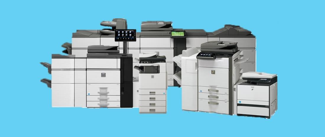 Sửa máy photocopy Toshiba