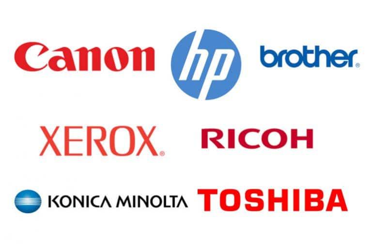Máy photocopy hãng nào tốt nhất? Các hãng máy photocopy tốt nhất 2020