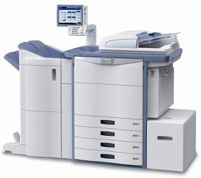 Máy photocopy, in đa chức năng Toshiba e-Studio 6550C