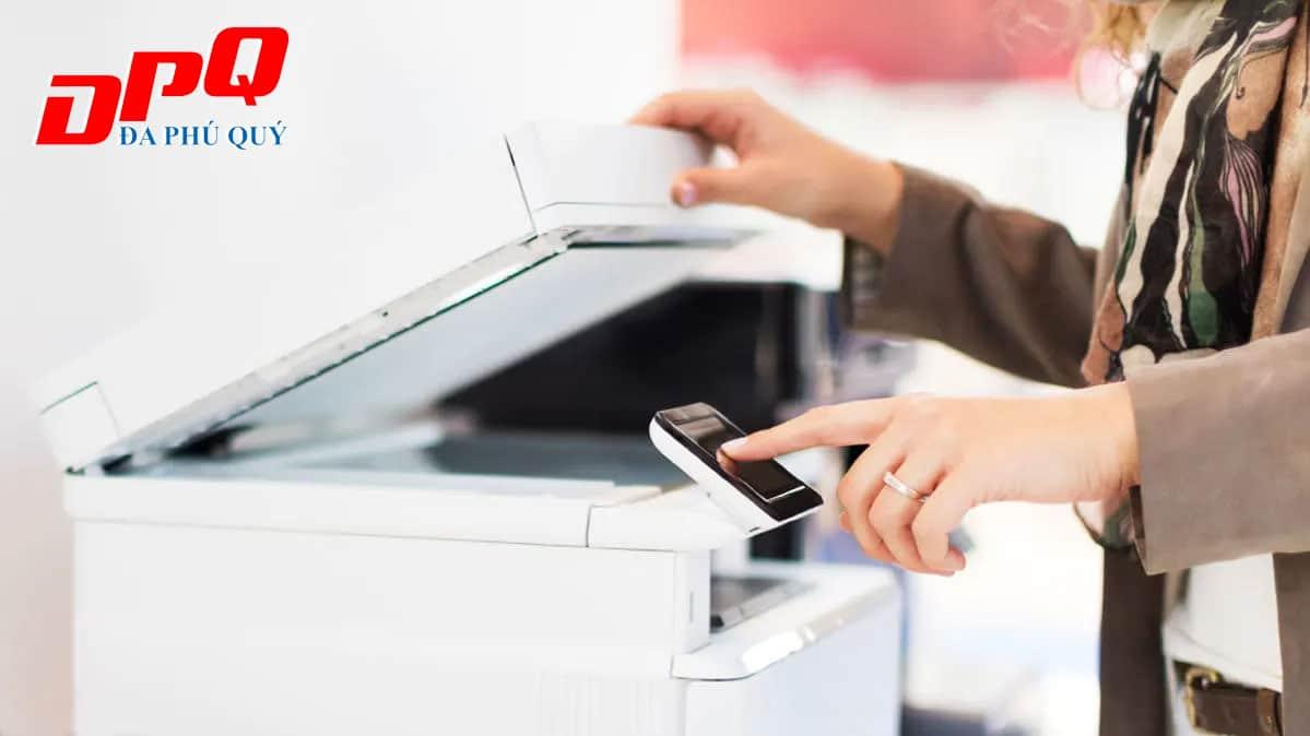 Quy trình cho thuê máy photocopy tại Bình Thạnh