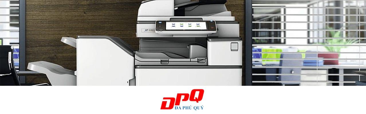 Thuê máy photocopy giá rẻ tại Bình Thạnh