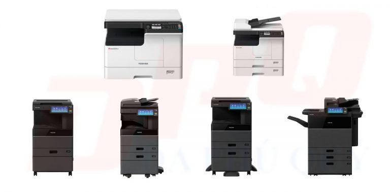 Top 7 máy photocopy Toshiba đa chức năng tốt nhất 2020