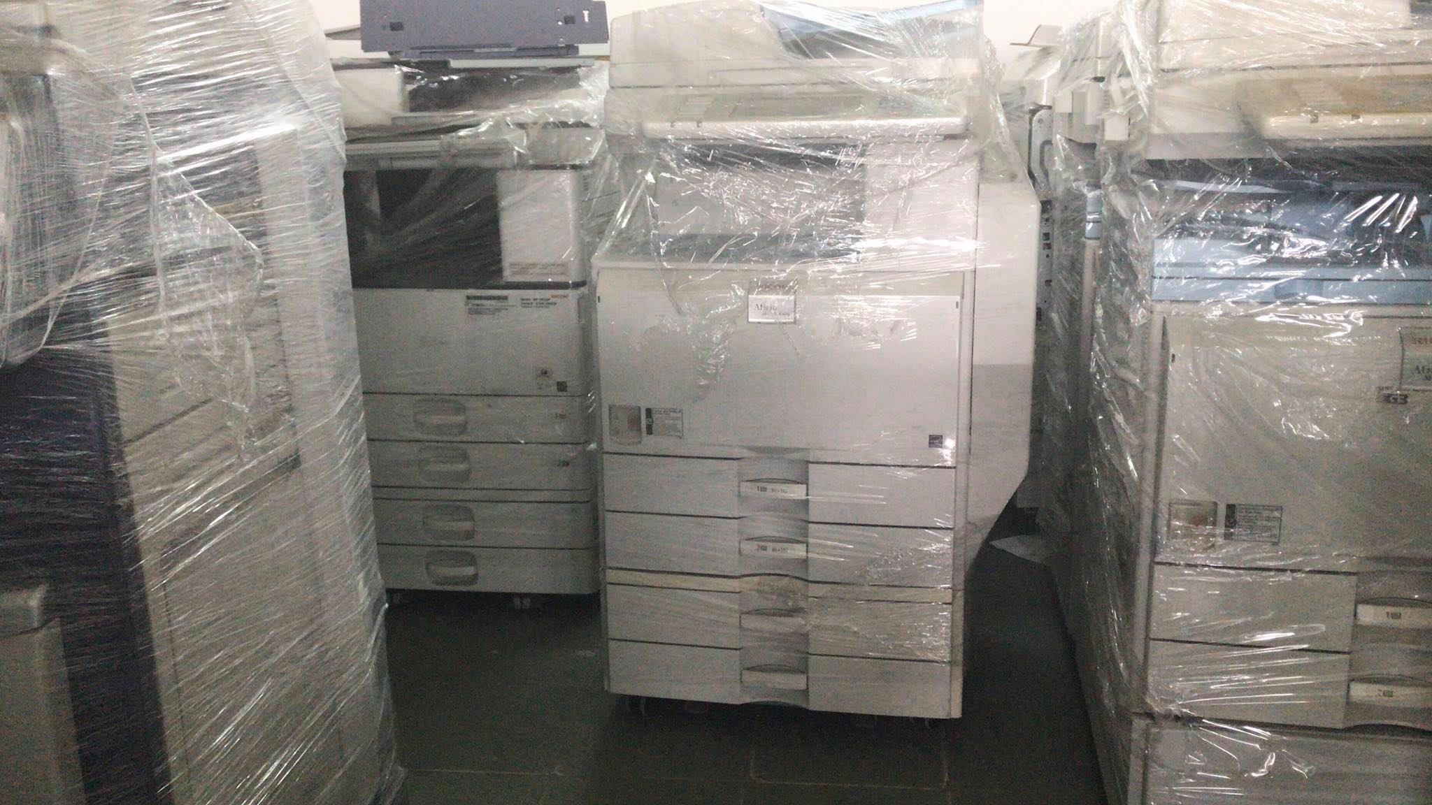 Cho thuê máy photocopy tại Vũng Tàu
