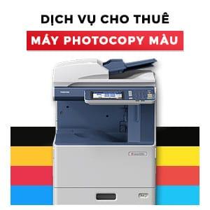 Thuê máy photocopy màu tại Bình Thạnh