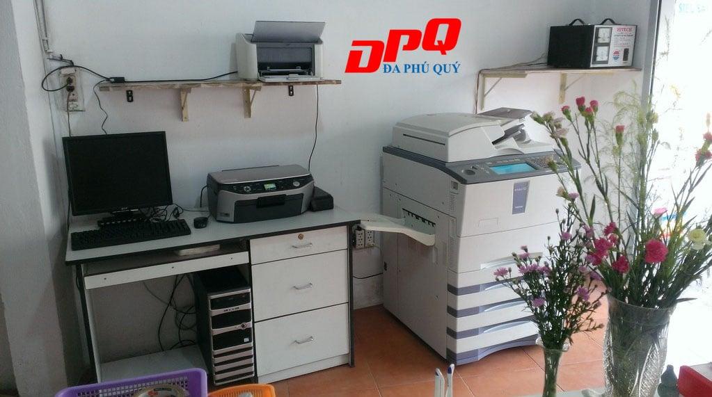 Mở tiệm photocopy cần gì?