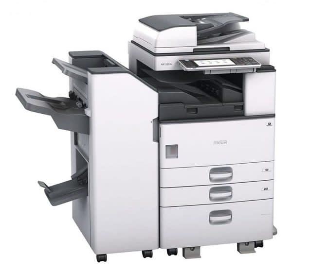 Ưu điểm của máy photocopy Ricoh