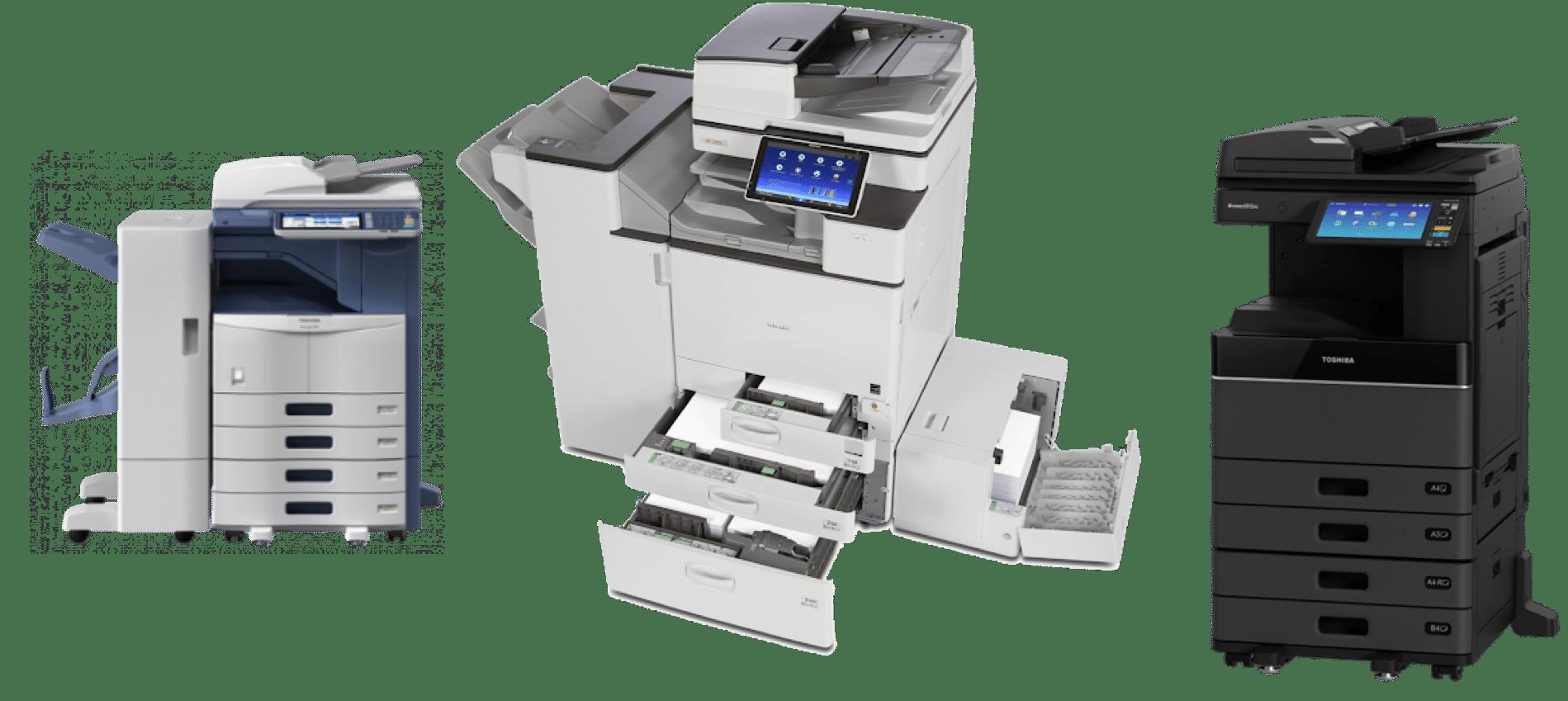 Cho thuê máy photocopy giá rẻ tại Cần Thơ