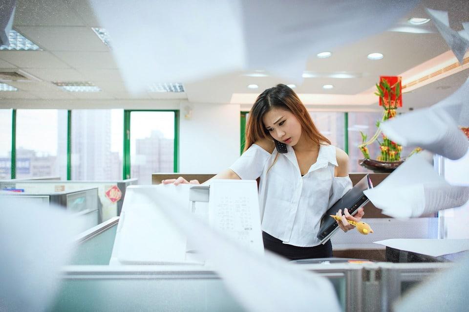 Thiết bị văn phòng | Thiết bị văn phòng gồm những gì?
