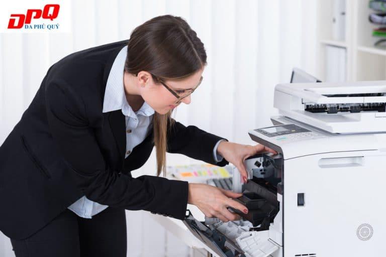 Cách nạp mực máy photocopy chỉ với 4 bước