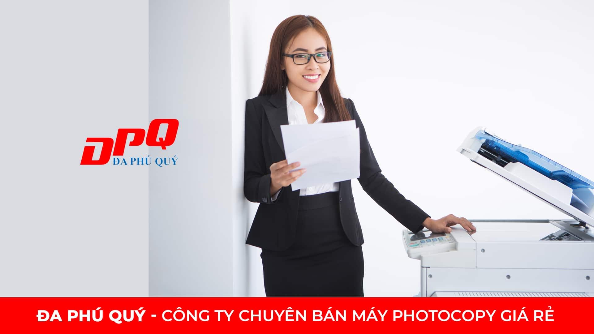 Mua máy photocopy giá rẻ ở đâu?