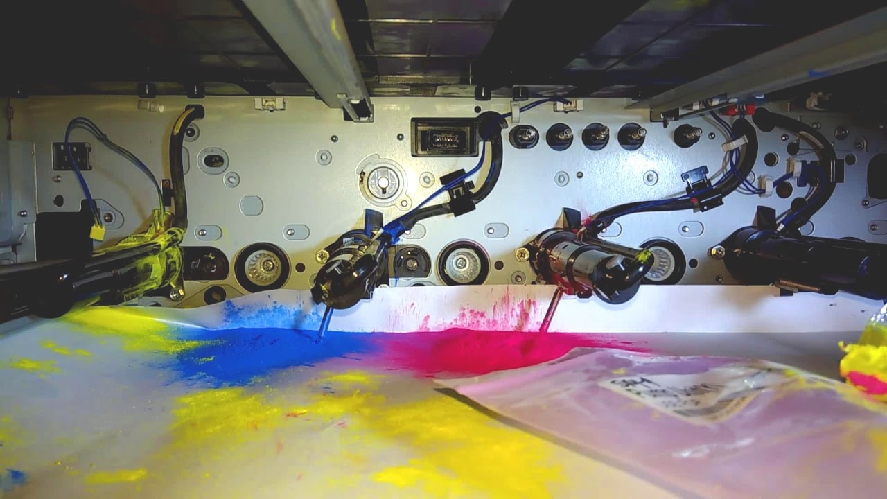 Dịch vụ bơm mực máy photocopy