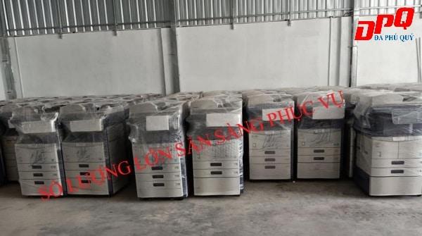 Các hoạt động cho thuê máy photocopy của Đa Phú Quý tại TP Phan Thiết