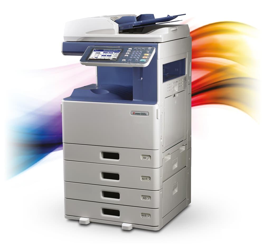 các dòng máy photocopy bán chạy nhất 2021
