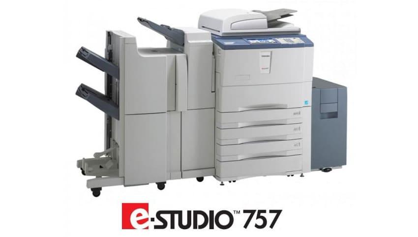 Máy photocopy Toshiba E Studio 757