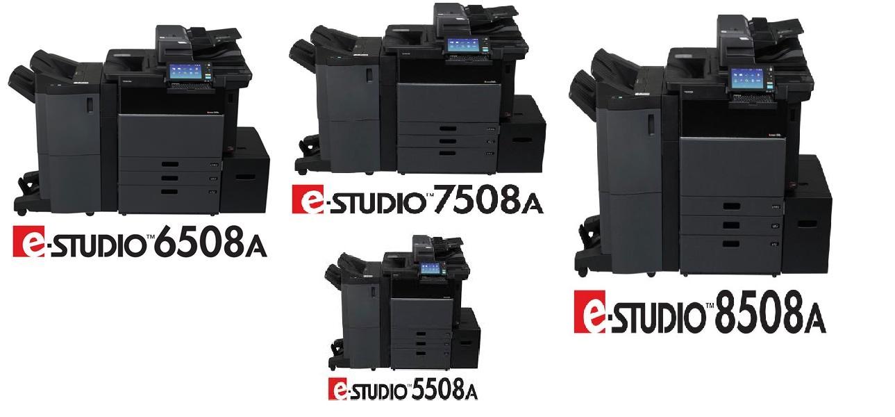 Máy photocopy Toshiba E-studio 5508A/6508A/7508A/8508A