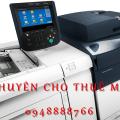 Cho thuê máy photocpy tại quận 10