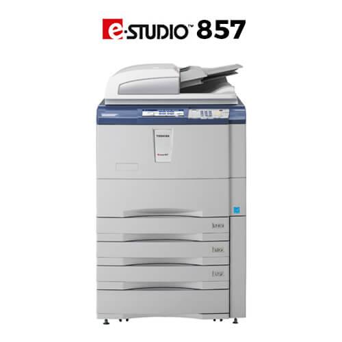 Cho thuê máy photocopy Toshiba E-studio 857