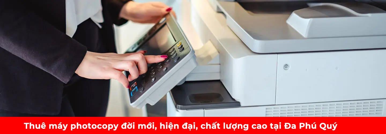 Chất lượng máy photocopy