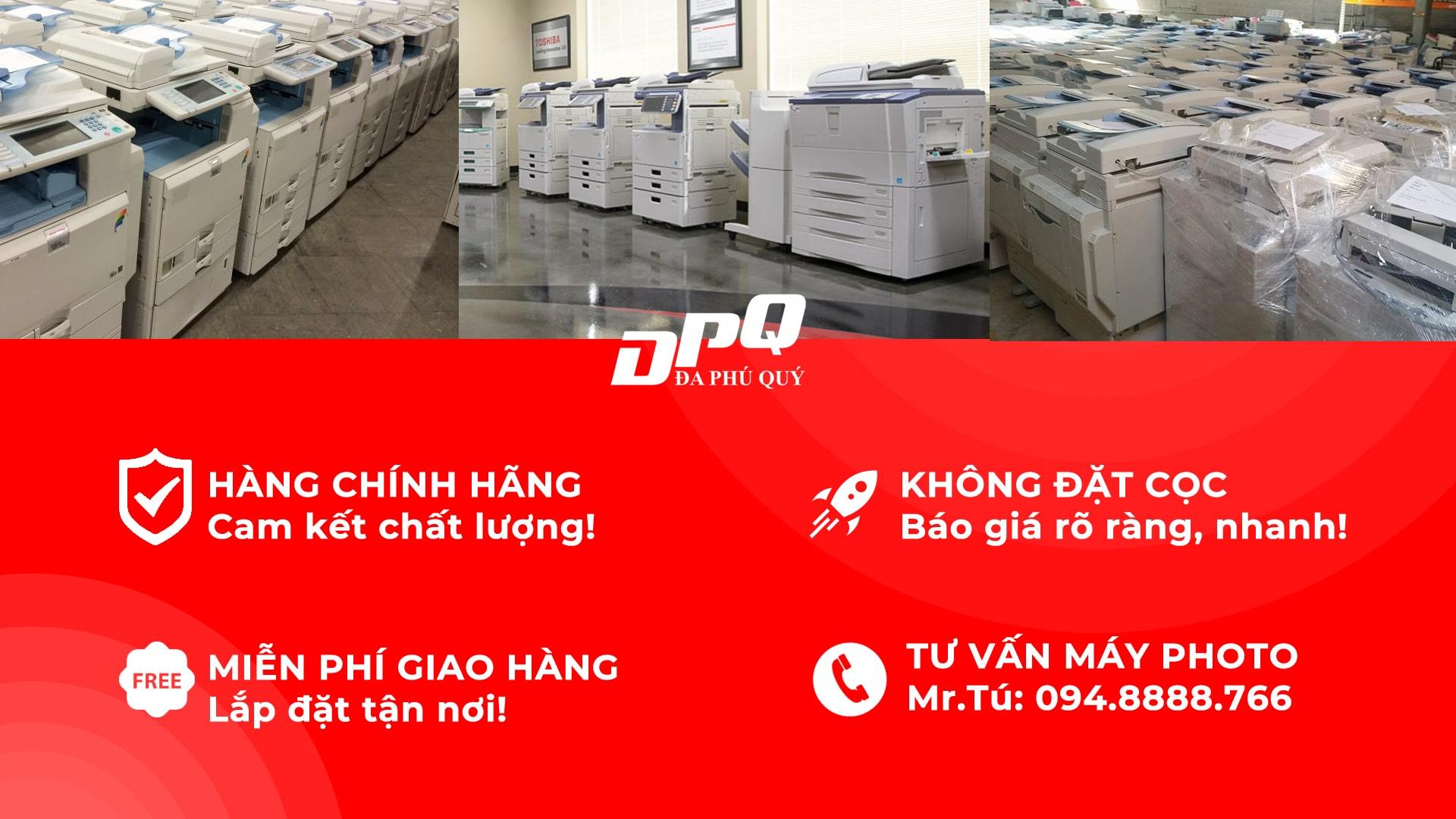 Quy trình cho thuê máy photocopy: Thực hiện giao dịch