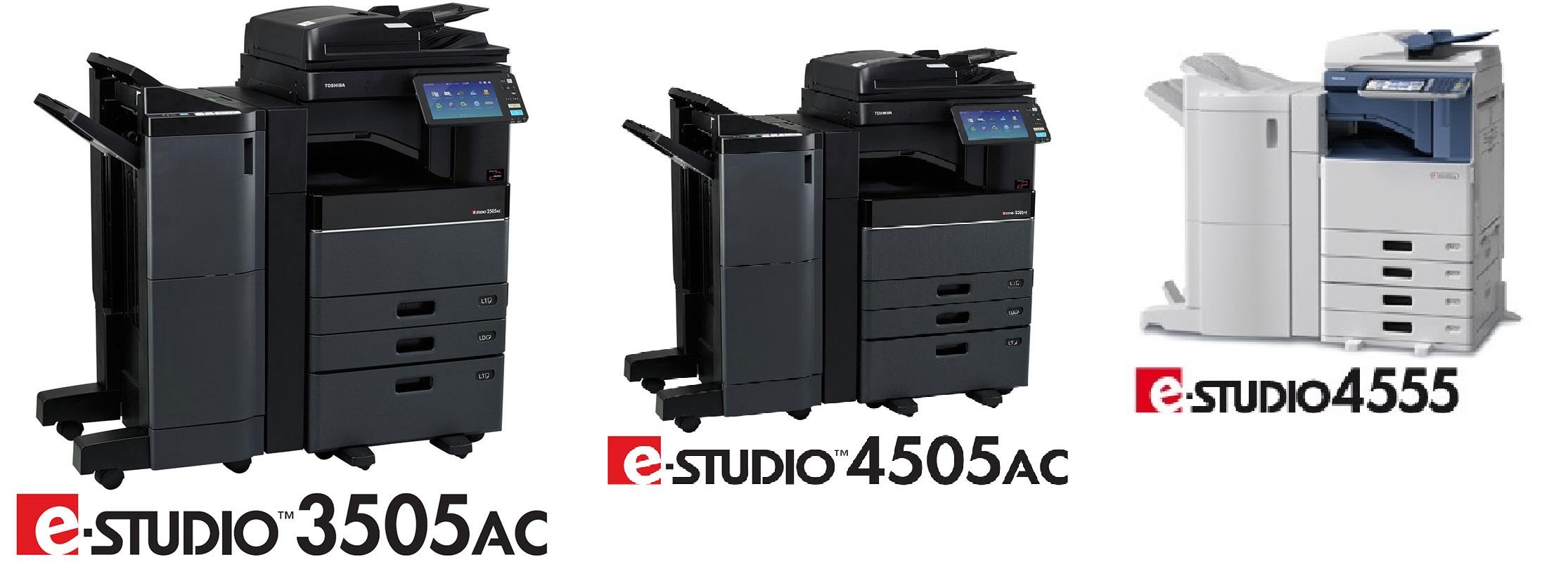 Máy photocopy Toshiba màu E-studio 3505AC/4505AC/4555AC