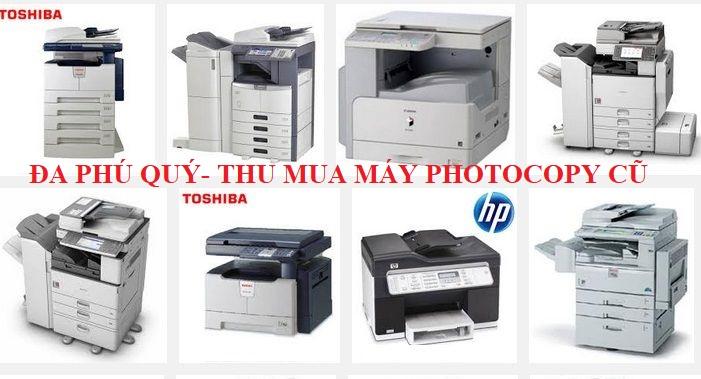thanh lý thu mua máy photocopy cũ