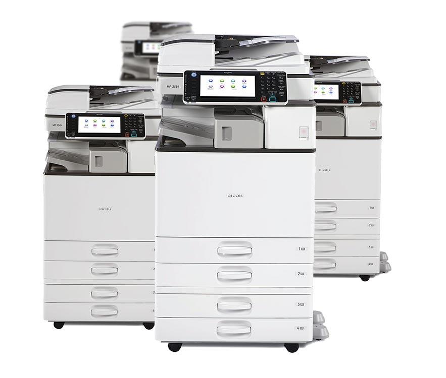 Máy photocopy màu Ricoh 3554/4554