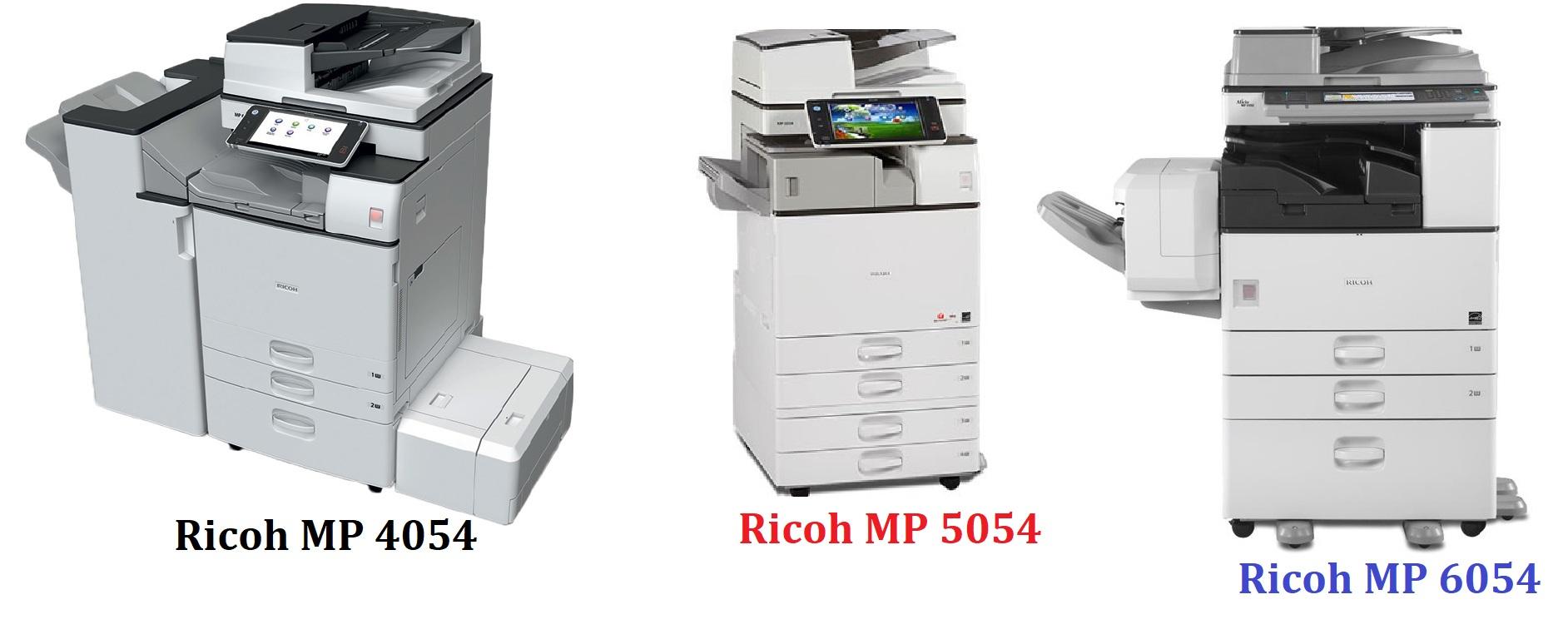 Máy photocopy Ricoh MP 4054/5054/6054