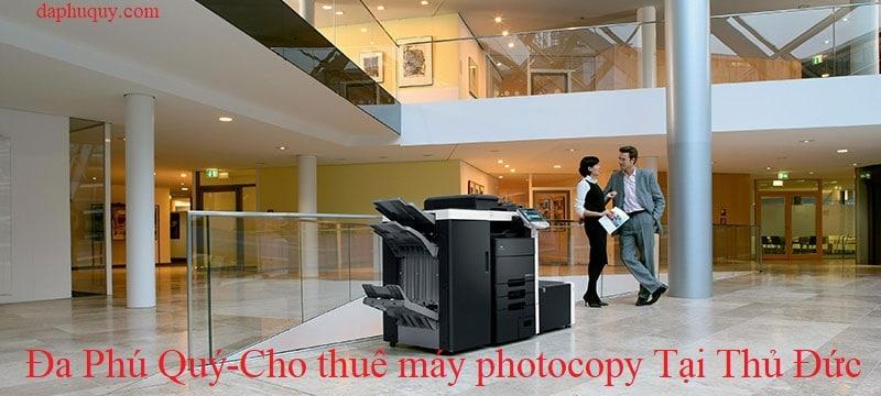 cho thuê máy photocopy tại Thủ Đức
