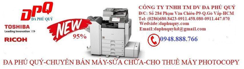 bảng giá thuê máy photocopy