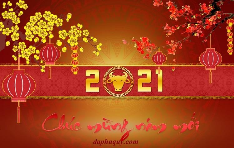 Đa Phú Quý chúc mừng năm mới