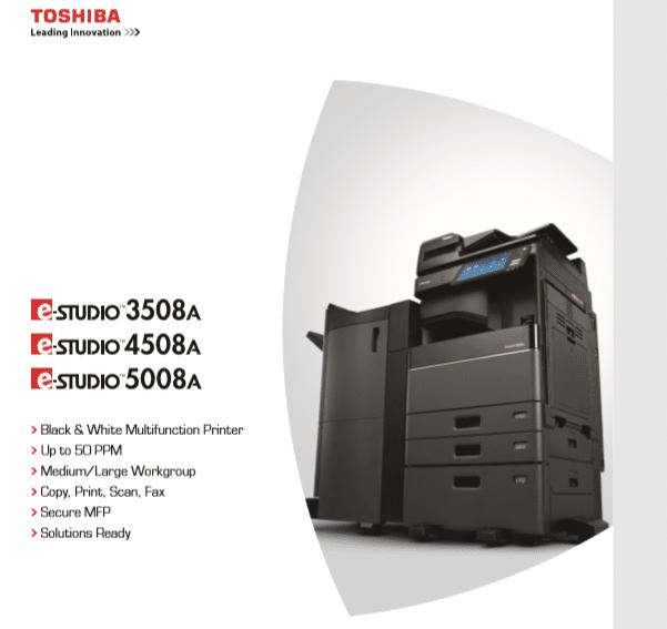 Tài liệu hướng dẫn kỹ thuật máy photocopy Toshiba đuôi 8