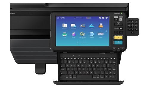 Màn hình máy photocopy Toshiba E-studio 3018A