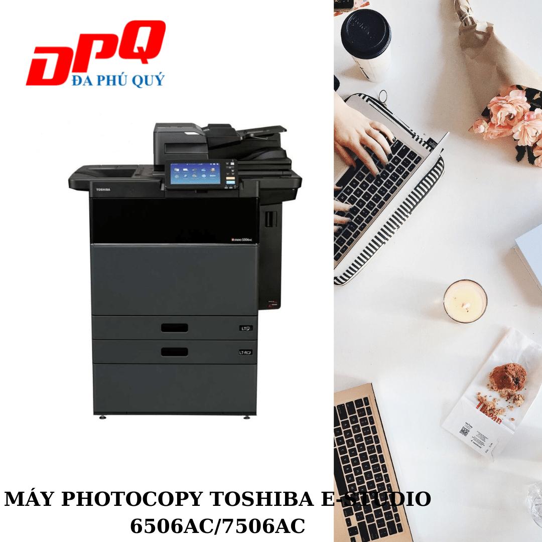 Cho thuê máy photocopy màu Tại TP Phan Thiết