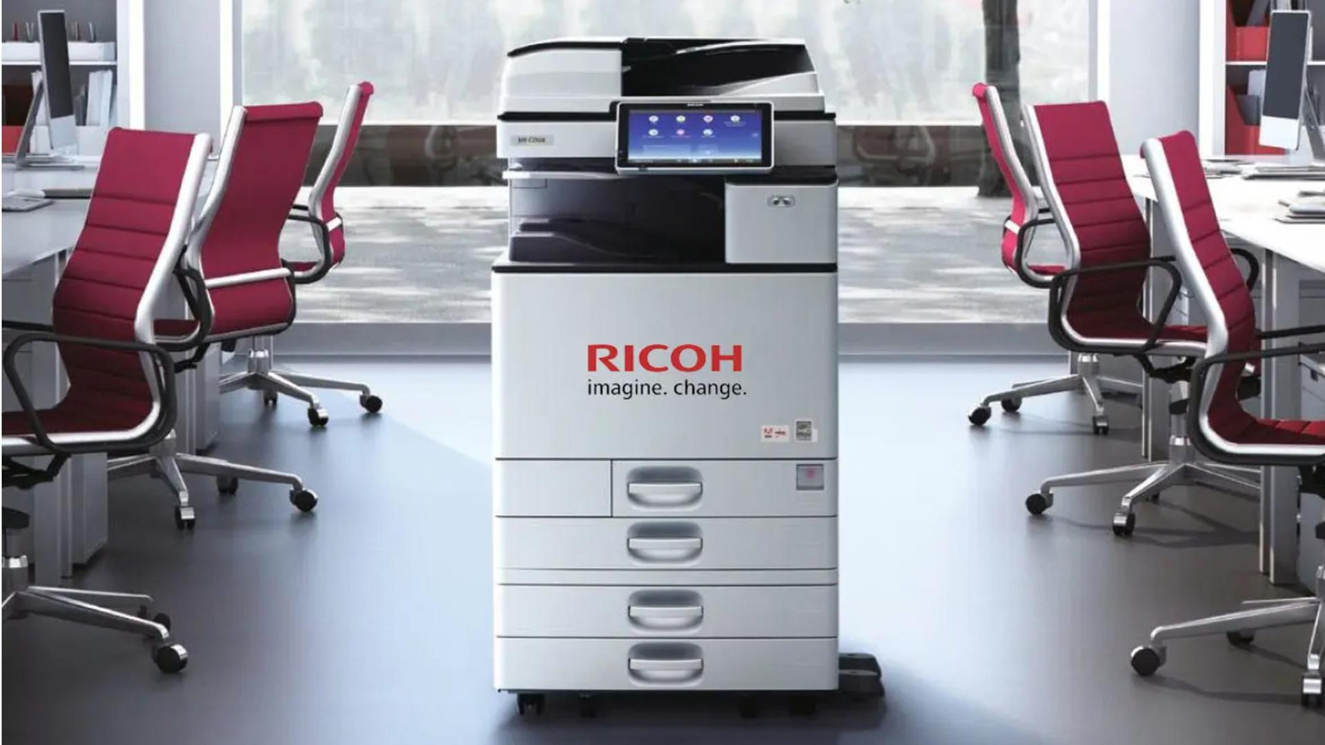 Những loại mực in tốt cho máy photocopy Ricoh