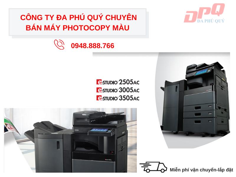 Máy photocopy Toshiba E-studio 2505AC